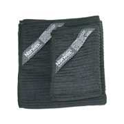 Kitchen Towel & Cloth Set (Charcoal)
