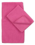 Textured Kitchen Cloth - Fuchsia
