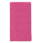Textured Kitchen Towel - Fuchsia